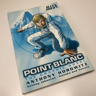 Alex Rider Point Blanc The Graphic Novel by Anthony Horowitz Walker Books 2007