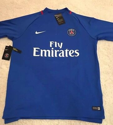 Nike Paris Saint Germain PSG Training Drill Top Size X-Large