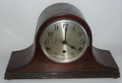 Vintage Mantle Clock With Westminster Chimes