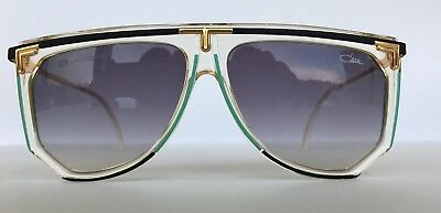 Cazal 865 Col 277 Vintage Sunglasses Eyeglasses Made in W. Germany NOS