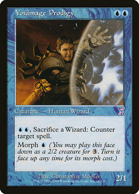 Magic the Gathering MTG Voidmage Prodigy Time Spiral 34/121 Timeshifted NM!