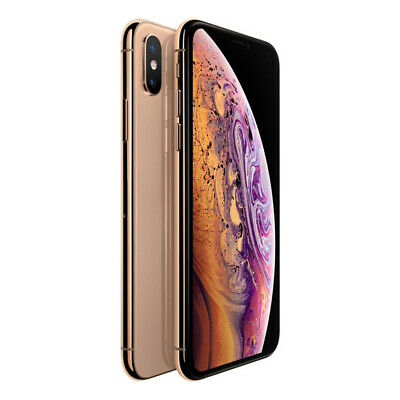 Apple iPhone XS 64GB 256GB 512GB - SPACE GRAU SILBER GOLD - NEU OVP UK