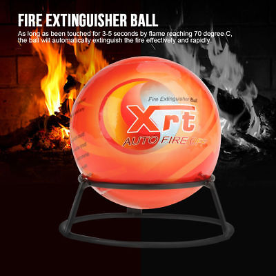 Auto-Ignition Fire Extinguisher Ball DryPowder Protect Stop Tools 0.5kg/1.3kg