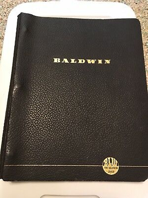 Norfolk Southern Baldwin DS-4-4-1000 Specifications Manual