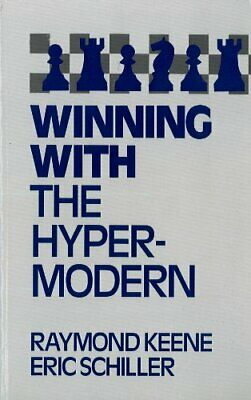 Winning with the Hypermodern by Schiller, Eric Paperback Book The Cheap Fast