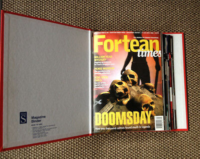 Lot of 12 FORTEAN TIMES Magazine Issues 135-146 2000-2001 FREE P&P
