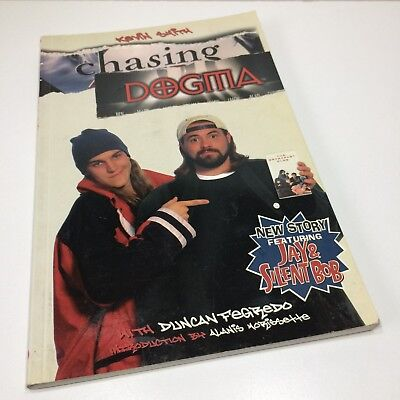 Kevin Smith Chasing Dogma - a Jay and Silent Bob Graphic Novel Titan books 2002