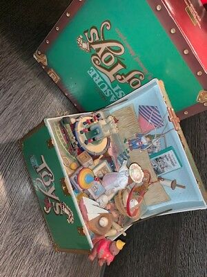 Spieluhr Enesco 550094 Treasure Chest of Toys A Musical Masterpiece 1986