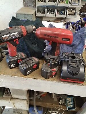 Snap on Cordless 3/8 Impact And Drill Driver