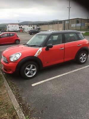 2011 Mini Cooper 1.6 Countryman ALL4