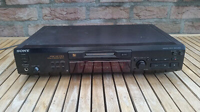 Sony MDS-JE530 Minidisc Recorder Atrac DSP Type-R High End