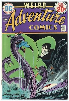 Adventure Comics #432 VF/NM 9.0 white pages  The Spectre  DC  1974  No Reserve