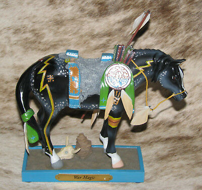 TRAIL OF PAINTED PONIES War Magic 1E/316~CollaborationCollection~Spiritual Power