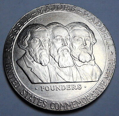 So Called Dollar # 582 SILVER Pony Express Centennial Numbered # 376 Made SUBERB