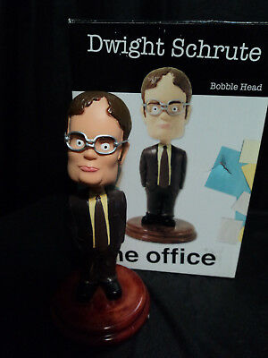 Collectable  Dwight Schrute  Bobble Head  From The Office T V Show