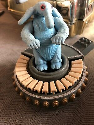 Vintage (1984) Star Wars Return of the Jedi Max Rebo Figure and Keyboard