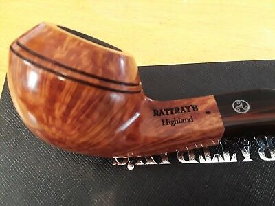 Unsmoked Rattray's Highland Pipe