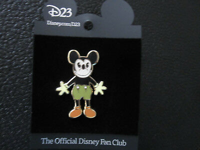 Disney D23 Expo 2011 MICKEY MOUSE DOLL Pin LE 500 NOC