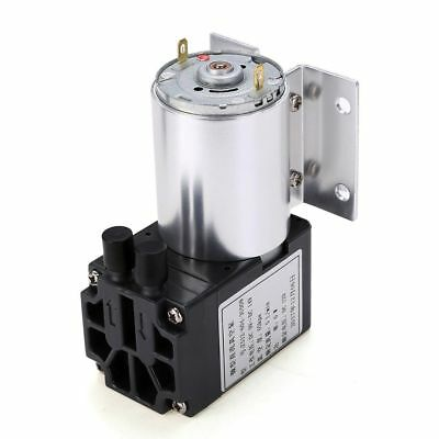 DC 12V Mini Vacuum Pump Negative Pressure Suction Pump 5L / min 120kpa W/ Holder