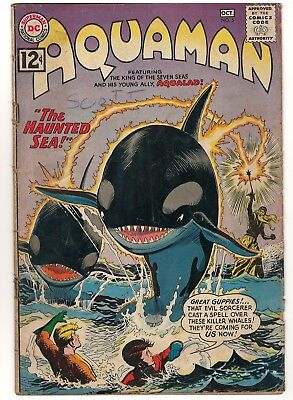 Aquaman v. 1 (1962) #5 - Silver Age - High Res Scan - SAVE ON SHIPPING
