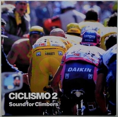Lp Jp**various - Ciclismo 2 - Sound For Climbers (Escalator '05 / J-Pop)**26535