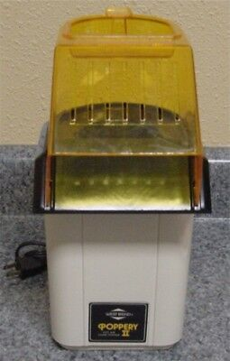 Poppery II West Bend Healthier No Oil Popcorn Hot Air Popper Coffee Bean Roaster