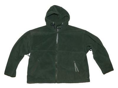 US Military OD Green Peckham Windstopper Heavy Weight Fleece Jacket - LARGE REG
