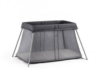 Baby Bjorn Travel Cot Easy Go (Anthracite Mesh) (BabyBjorn) Free Shipping!