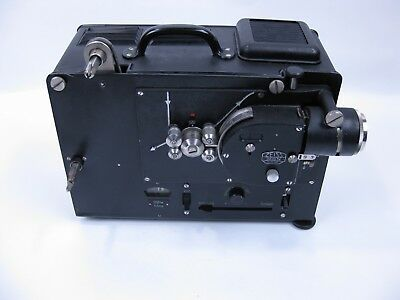 zeiss ikon  16mm  projector vintage with case RARE