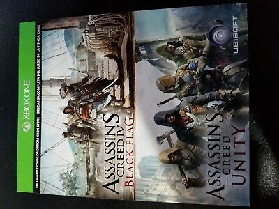 Assassin's Creed IV & Unity Full Game Download