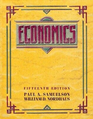 Economics: An Introductory Analysis by Nordhaus, William Hardback Book The Cheap