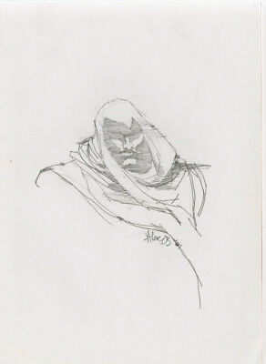 The Spectre Sketch by Jason Shawn Alexander (The Empty Zone)
