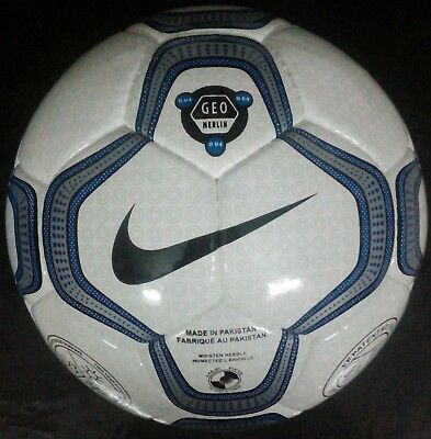NIKE GEO MERLIN Official Match Ball Of Uefa Champions League - EUR ... 63799198e4bb2