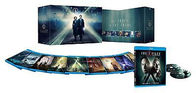 X-Files: The Complete Series 1-10 Blu-Ray Includes Event Series US Version