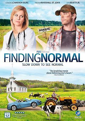 Finding Normal DVD NEW Sealed Christian Inspirational religious Candace Cameron