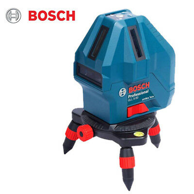 [Free Shipping] New BOSCH GLL 5-50X Professional 5-Line Laser Self Level Measure