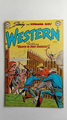 Western Comics #39 Fine- 5.5 (Dc 1948 Series) Original Owner Collection