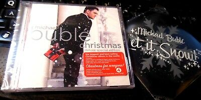 Christmas [Deluxe Special Edition] by Michael Bublé (CD NEW Bonus Tracks & EP