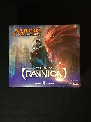 Return to Ravnica Fat Pack (ENGLISH) FACTORY SEALED BRAND NEW MAGIC MTG