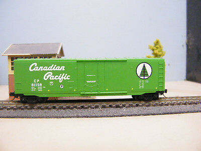 Micro Trains N Scale 50' Std Boxcar with Plug Door X 2