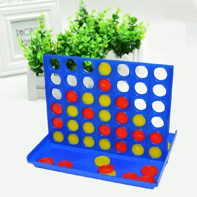 Large Small Connect Four In A Row 4 In A Line Board Game Kids Educational Toy UK