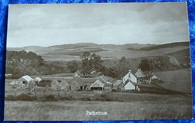 """An Andrew Gardiner of Milnathortpostcardtitled""""Pathstruie"""" posted1946"""