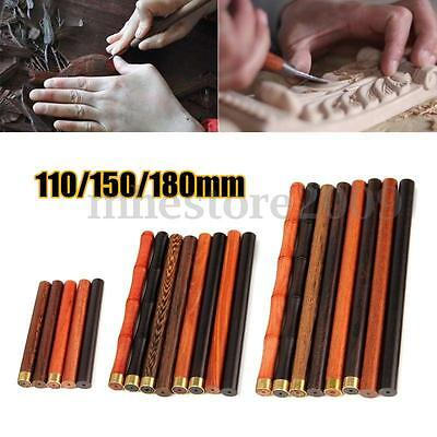 110mm/150mm/180mm Wooden Carving Sculpture Hand Chisel Handle Woodworking