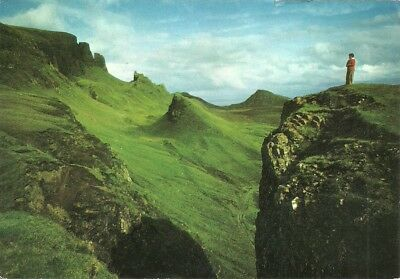 The Quiraing, Staffin,Isle of Skye posted 1979