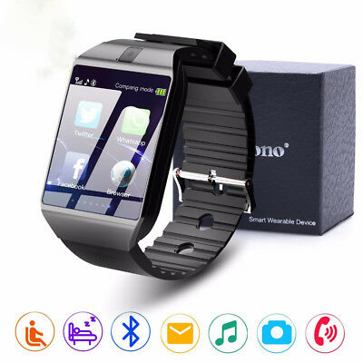 Bluetooth Smart Watch DZ09 TF SIM for iPhone Samsung Huawei Xiaomi Android Phone