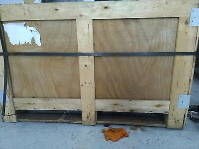 Wooden Box Crate Pallet For Packing Export Shipping/Freight NEW 4 Way Euro Pal