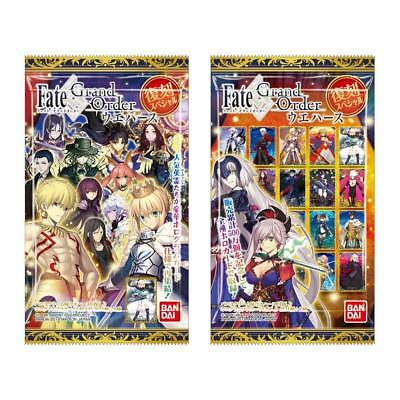Fate/Grand Order Wafer Rereleased Special 20Pack Box Card jp NA