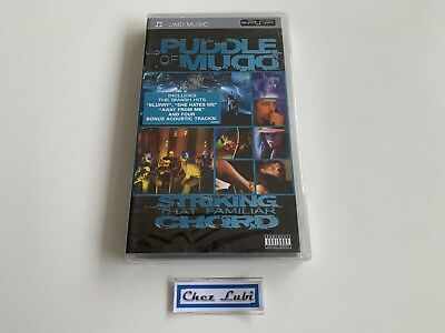 Puddle Of Mudd - Striking That Familiar Chord - UMD Video - Sony PSP - EN - Neuf
