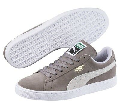 NEW PUMA SUEDE Classic Trainers Sneakers Pumps Casual Shoes