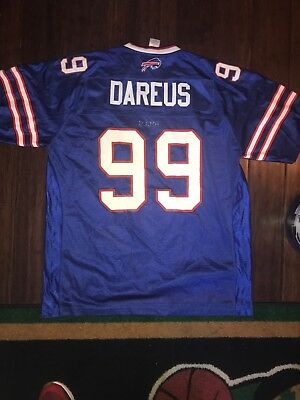 Cheap BUFFALO BILLS REEBOK TEAM JERSEY AUTHENTIC NFL #99 Marcell Dareus  hot sale